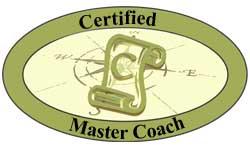 Certified Master Coach Emblem