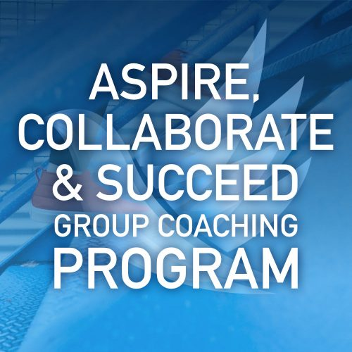 Aspire, Collaborate & Succeed Group Coaching Program
