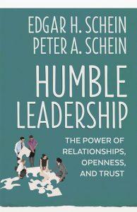 Humble Leadership Book Cover
