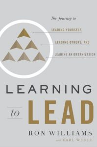 Learning to Lead Book Cover